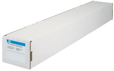 HP Q1413B 36 in. x 100 ft. Universal Heavyweight Coated Paper