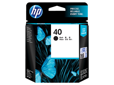 HP 51640A Black Printer Cartridge (40)