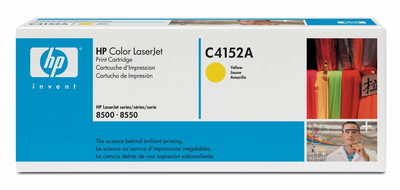 HP C4152A Yellow Toner Cartridge