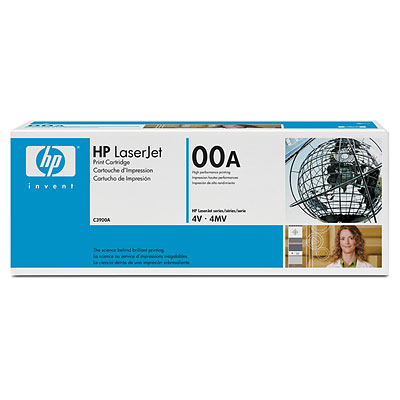 HP C3900A Black Toner Cartridge (00A)
