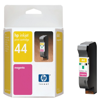 HP 51644M Magenta Printer Cartridge (44)