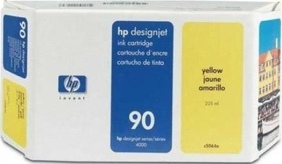 HP C5064A Yellow Ink Cartridge (HP 90)
