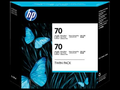 HP CB340A Black Ink Cartridge (70)