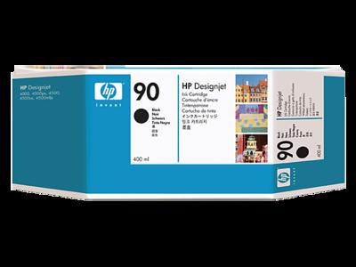 HP C5058A Black Ink Cartridge (90)