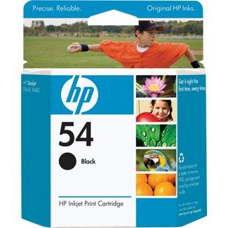 HP CB334AN Black Ink Cartridge (54)