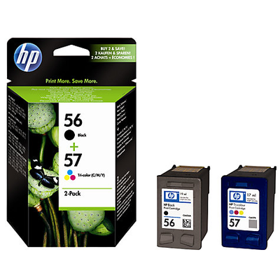 HP C9321FN Ink Cartridge (56/57)