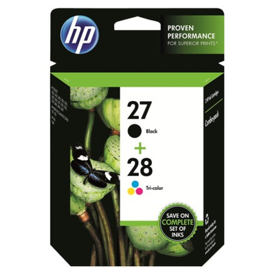 HP C9323FN Ink Cartridge (27/28)