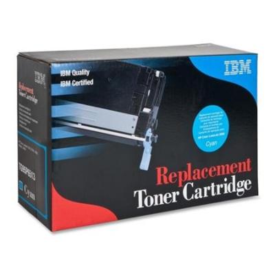 IBM TG95P6513 Cyan Toner Cartridge