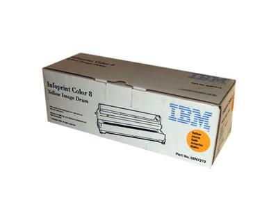 IBM 02N7213 Yellow Image Drum