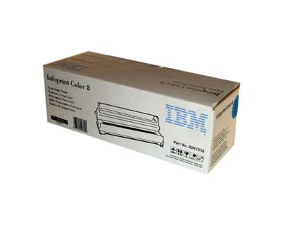 IBM 02N7212 Cyan Image Drum