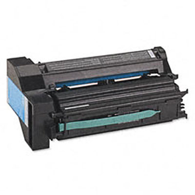 IBM 75P4056 Cyan Toner Cartridge