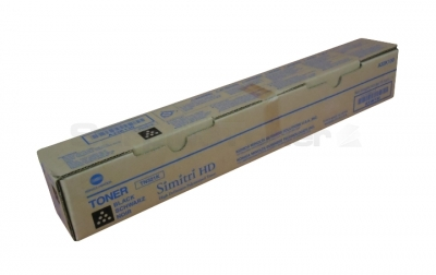 Konica Minolta A33K130 Black Toner Cartridge (TN-321K)