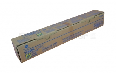 Konica Minolta A33K230 Yellow Toner Cartridge (TN-321Y)