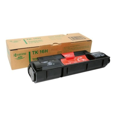 Kyocera Mita TK16H Black Toner Cartridge (TK-16H)