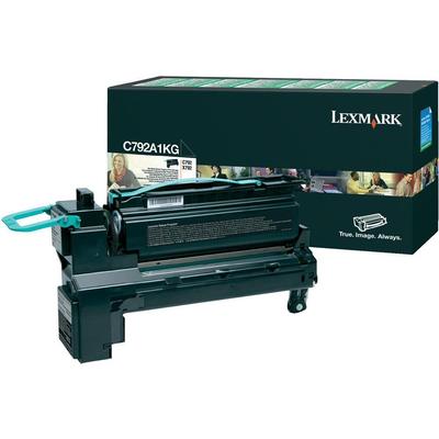 Lexmark C792A1KG Black Toner Cartridge