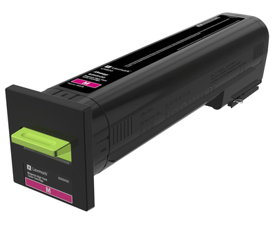 Lexmark 82K0H30 Magenta Toner Cartridge
