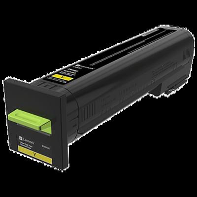 Lexmark 82K0H40 Yellow Toner Cartridge