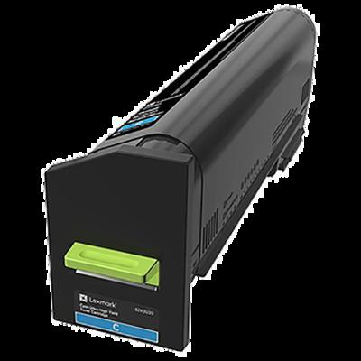 Lexmark 82K0U20 Cyan Toner Cartridge