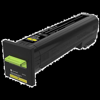 Lexmark 82K1XY0 Yellow Toner Cartridge
