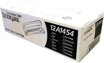 Lexmark 12A1454 Black Toner Cartridge