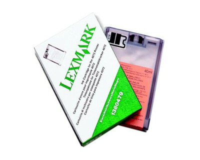 Lexmark 1380479 Black Ink Cartridge