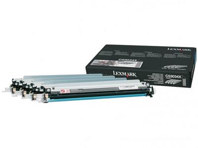 Lexmark C53034X B/C/M/Y 4-Pack Photoconductor