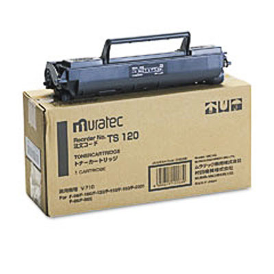Muratec / Murata TS120 Black Toner Cartridge