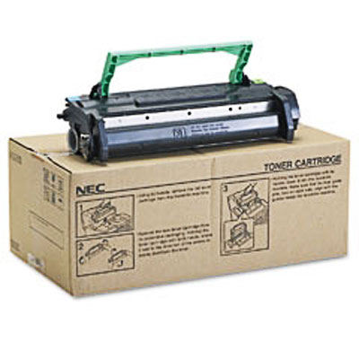 NEC S2522 Black Toner Cartridge
