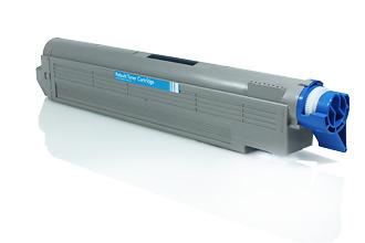 Okidata 42918923 Cyan Toner Cartridge (TYPE C7)