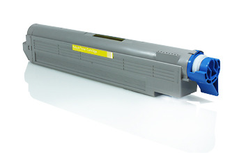 Okidata 42918921 Yellow Toner Cartridge (TYPE C7)
