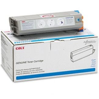 Okidata 44947307 Cyan Toner Cartridge