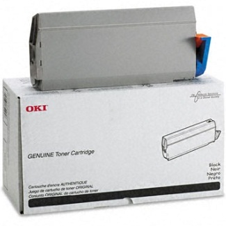Okidata 44947308 Black Toner Cartridge