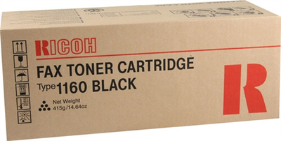 Ricoh 430347 Black Toner Cartridge (TYPE 1160)