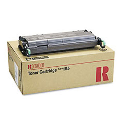 Ricoh 410302 Black Toner Cartridge (TYPE 185)