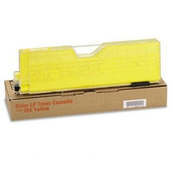 Ricoh 420128 Yellow Toner Cartridge (TYPE 155)