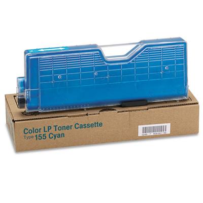 Ricoh 420126 Cyan Toner Cartridge (TYPE 155)