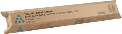 Ricoh 841279 Cyan Toner Cartridge