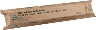 Ricoh 841281 Cyan Toner Cartridge