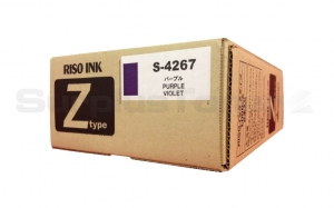 Risograph S-4267 Purple Ink Cartridge