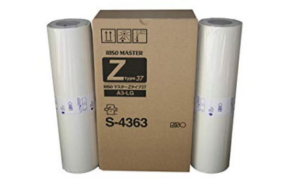 Risograph S-4363 2-Pack Masters (320mm x 108m)