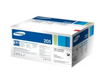 Samsung MLT-D205E Black Toner Cartridge (205, SU956A)