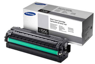 Samsung CLT-K506L Black Toner Cartridge (K506, SU175A)