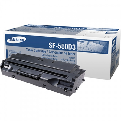Samsung SF-550D3XAA Black Toner Cartridge (SF550D3XAA)