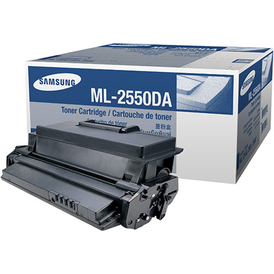 Samsung ML-2550DA Black Toner Cartridge (ML-2550DA/XAA)