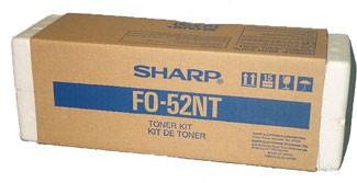 Sharp FO-52NT Black Toner Cartridge (FO52NT)