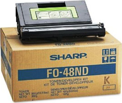 Sharp FO-48ND Black Toner Cartridge (FO48ND)