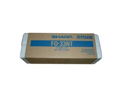 Sharp FO-33NT Black Toner Cartridge (FO33NT)