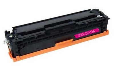Remanufactured CE413A Magenta Toner Cartridge (305A)