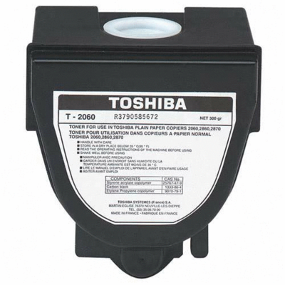 Toshiba T-2060 Black Toner Cartridge
