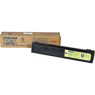 Toshiba TFC-28Y Yellow Toner Cartridge (T-FC28-Y)